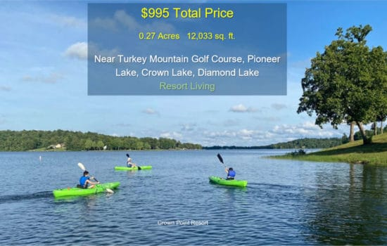 Lakes, Golf Courses Resort Living!